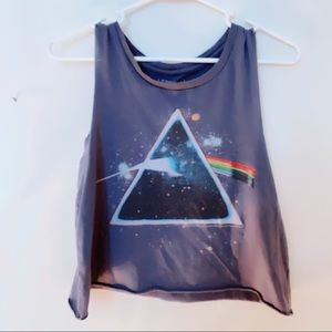 Pink Floyd - dark side of the moon tank top